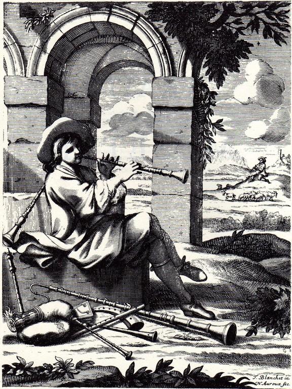 Blanchet oboe