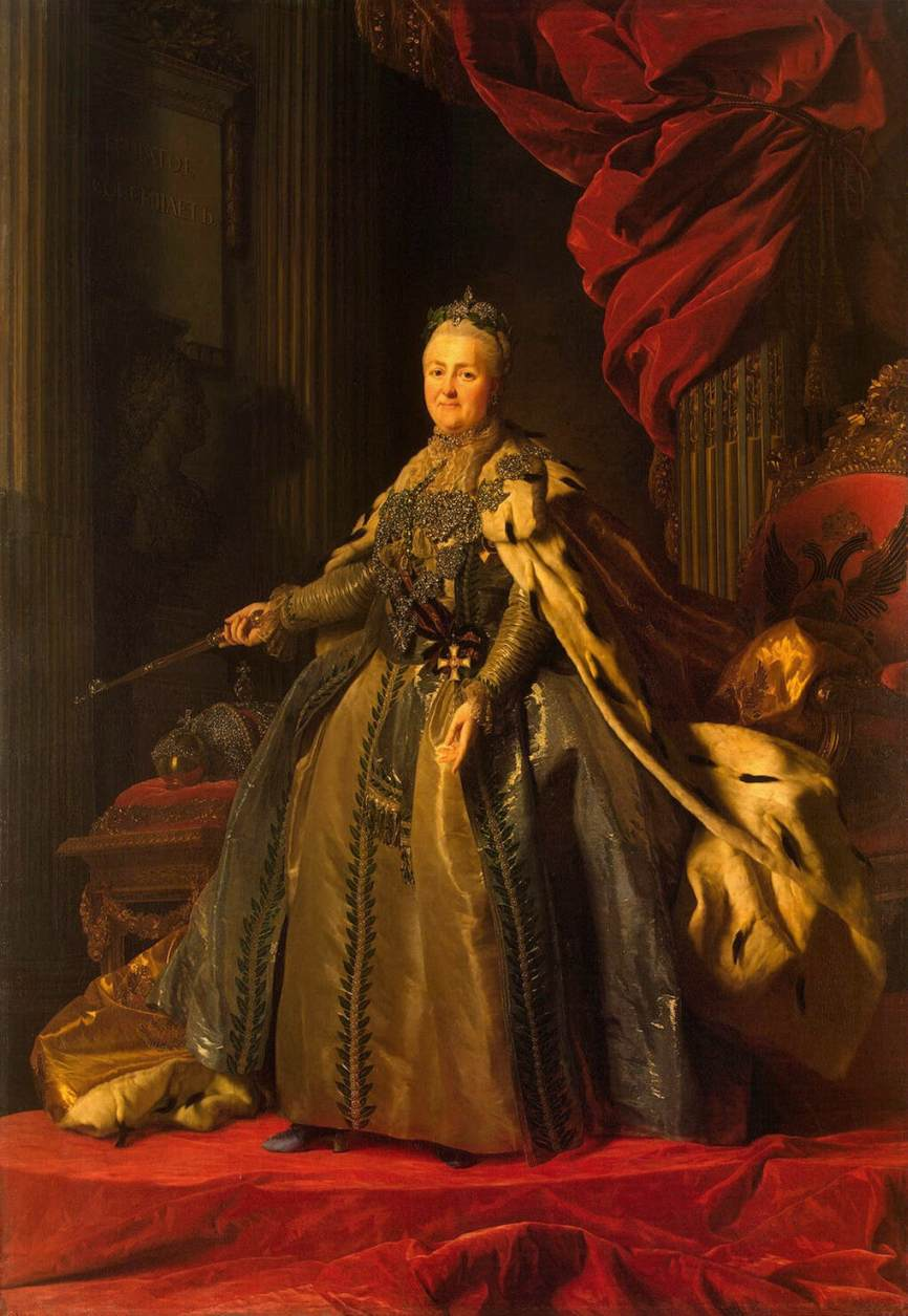Alexander_Roslin_-_Portrait_of_Catherine_II_-_WGA20065