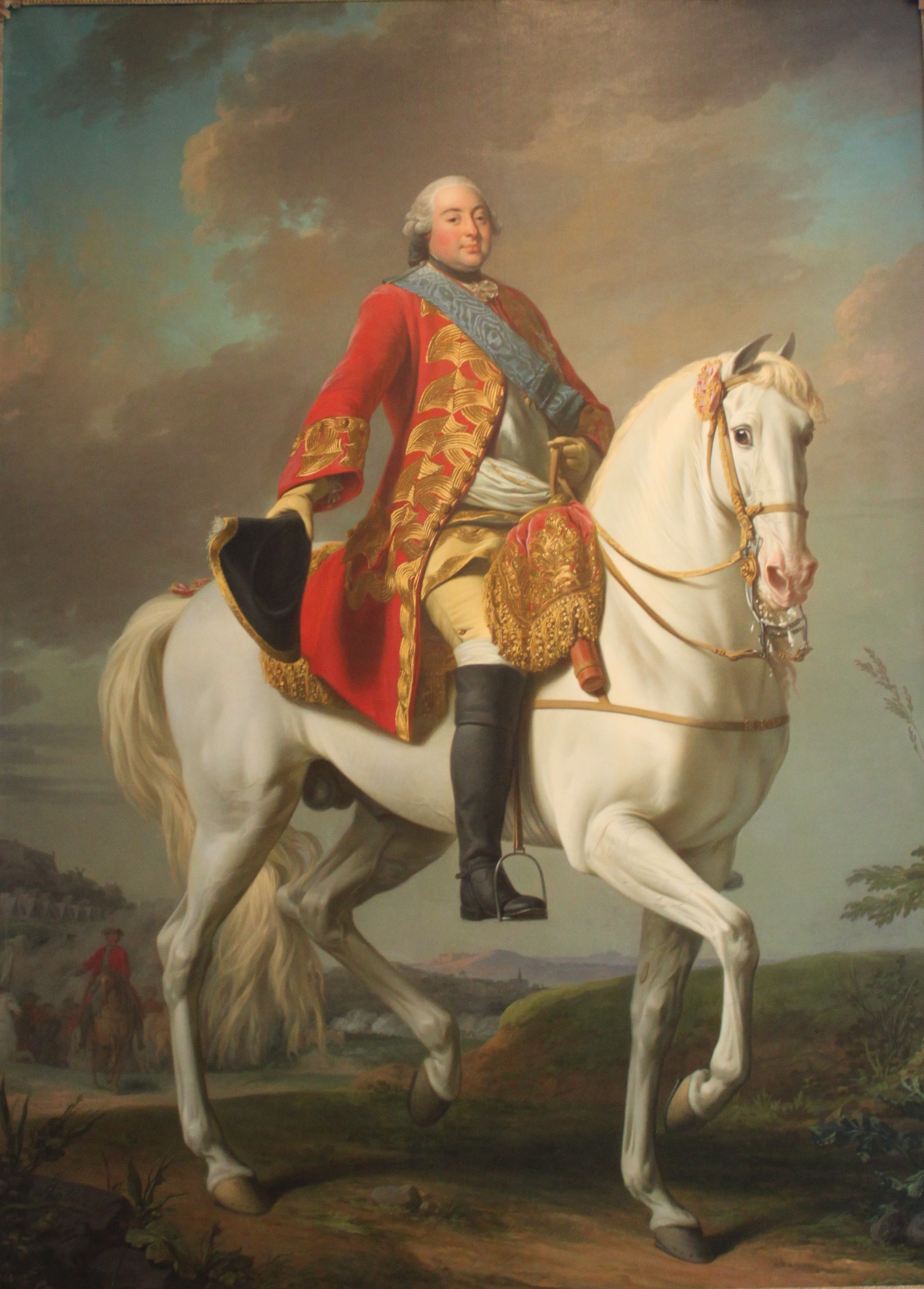 Louis-Philippe_Duc_D'Orléans_Saluting_His_Army_on_the_Battlefield