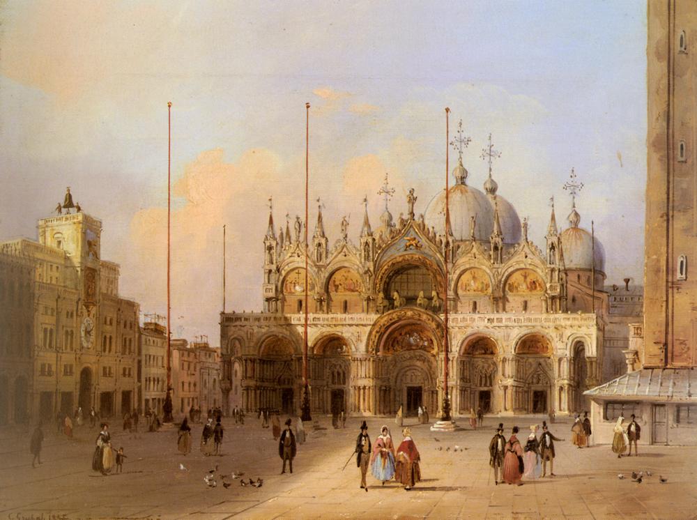 Grubacs_Carlo_Basilica_Di_San_Marco