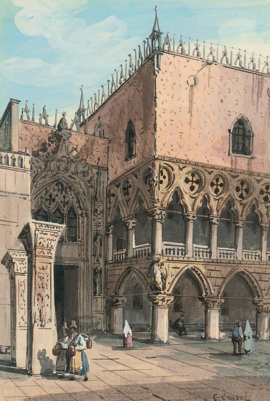 Дворец Дожей и Базилики на Сан-Марко