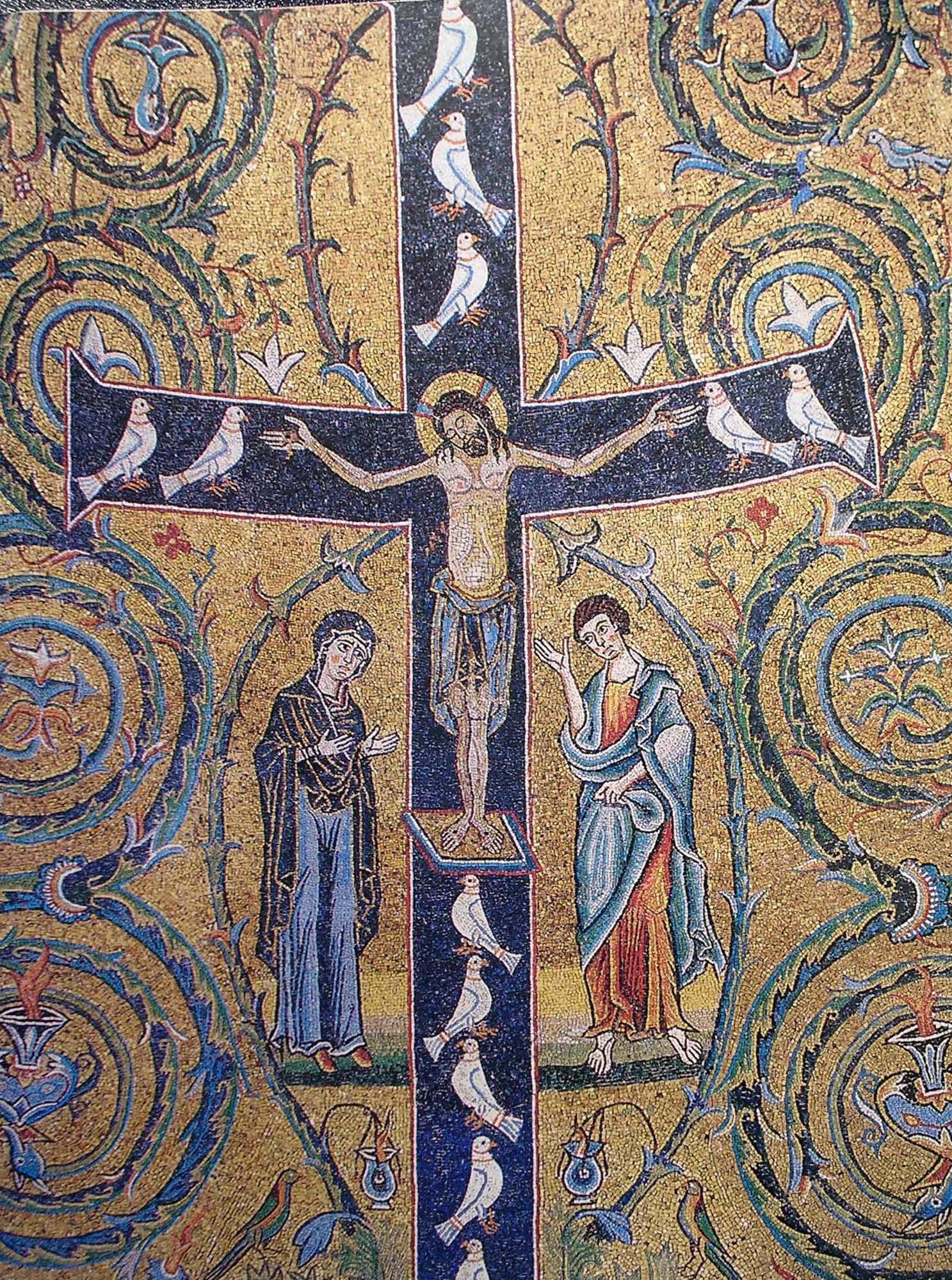 Mosaico di s.Clemente. (2)