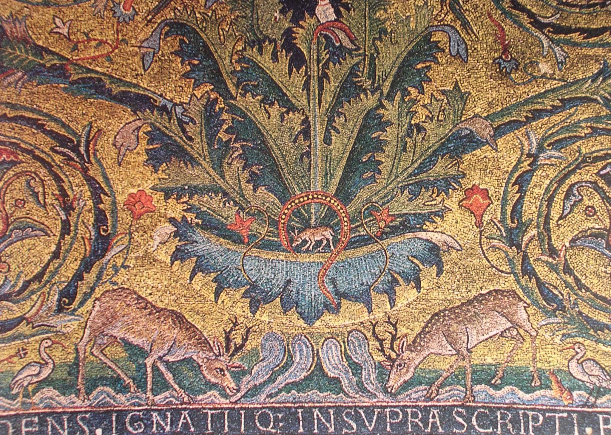 Mosaico di s.Clemente. (3)