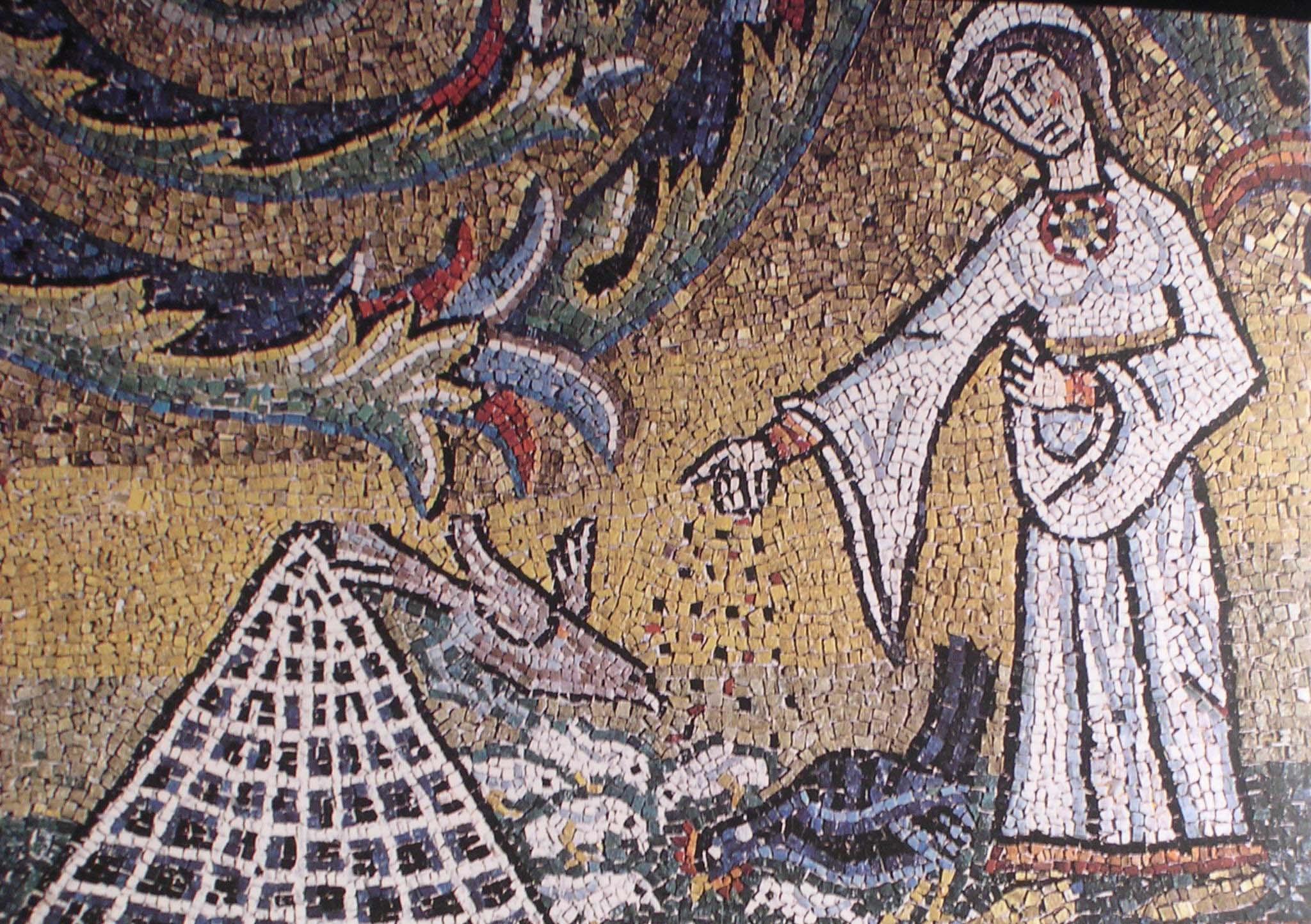 Mosaico di s.Clemente. (4)