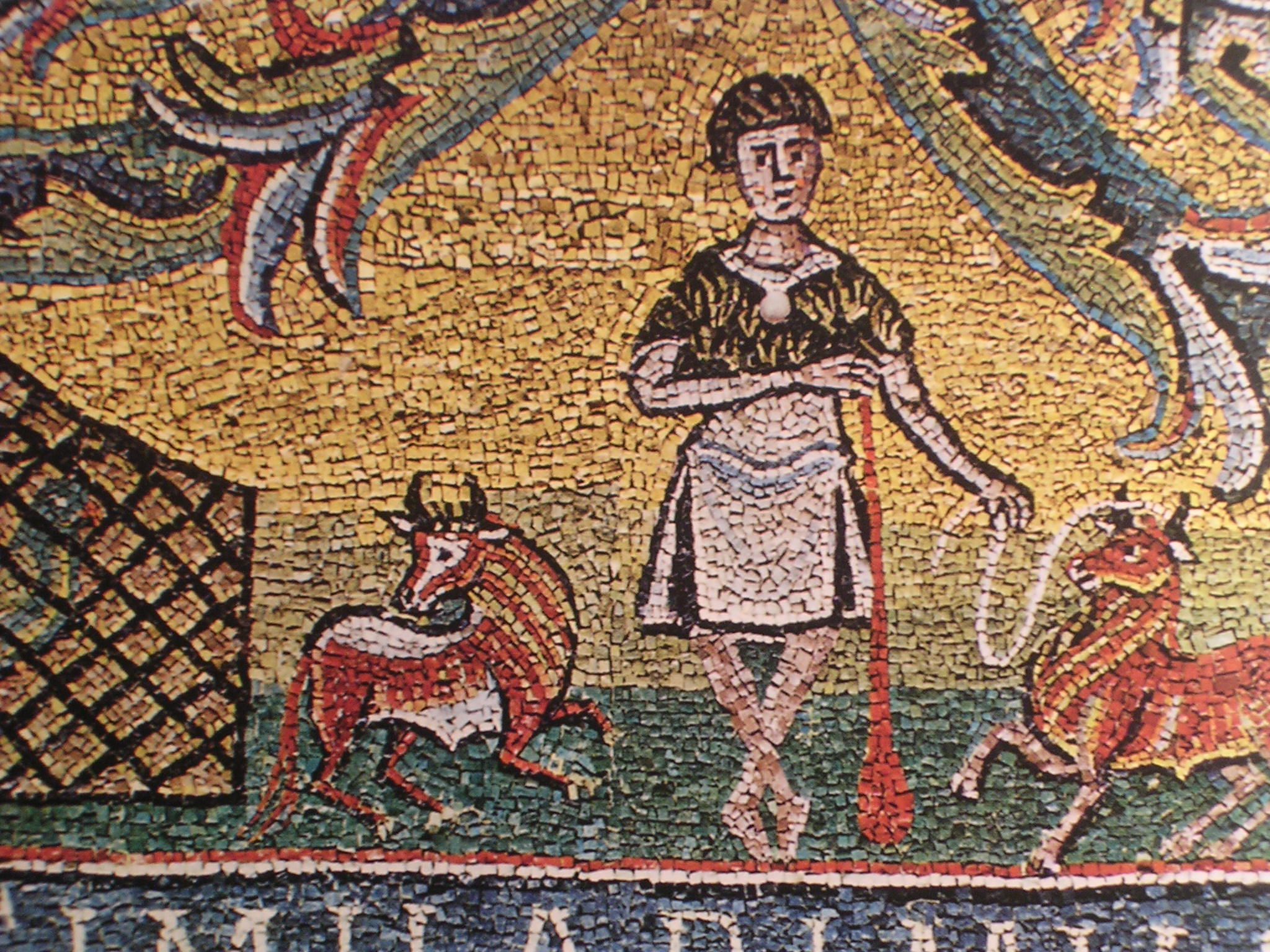 Mosaico di s.Clemente. (5)