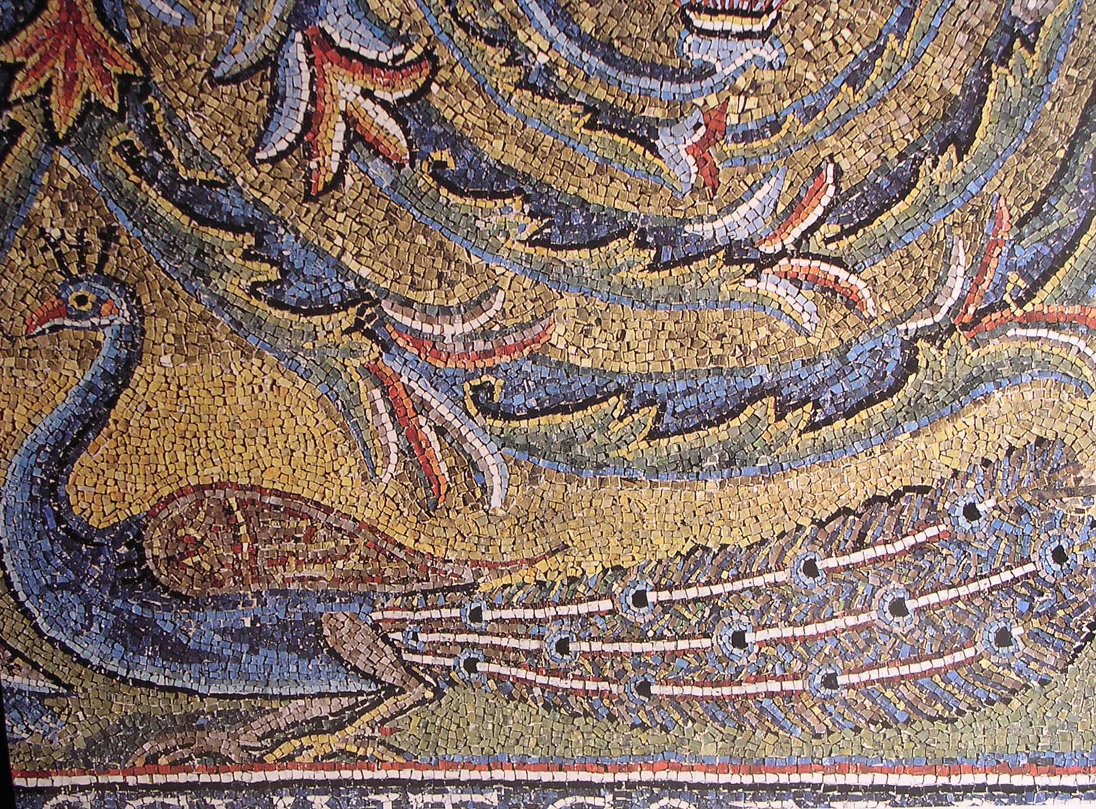 Mosaico di s.Clemente. (6)