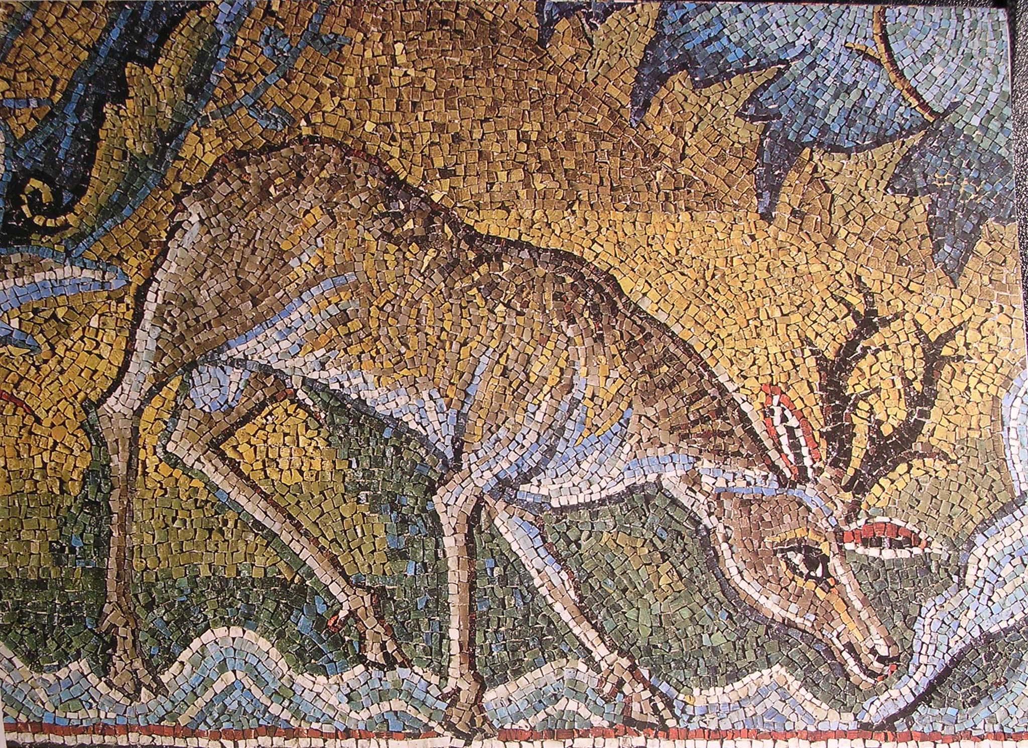 Mosaico di s.Clemente. (7)