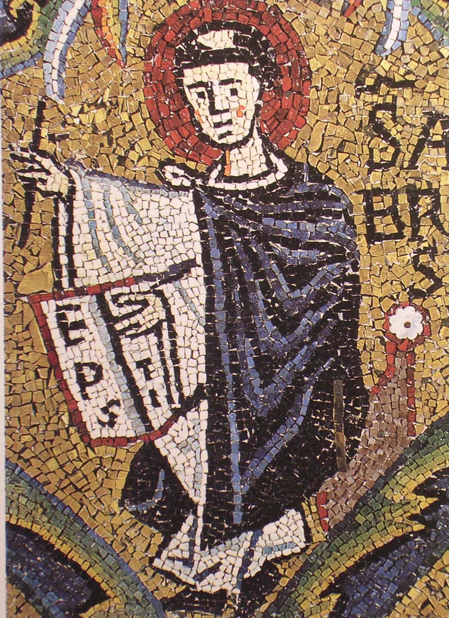 Mosaico di s.Clemente. (10)