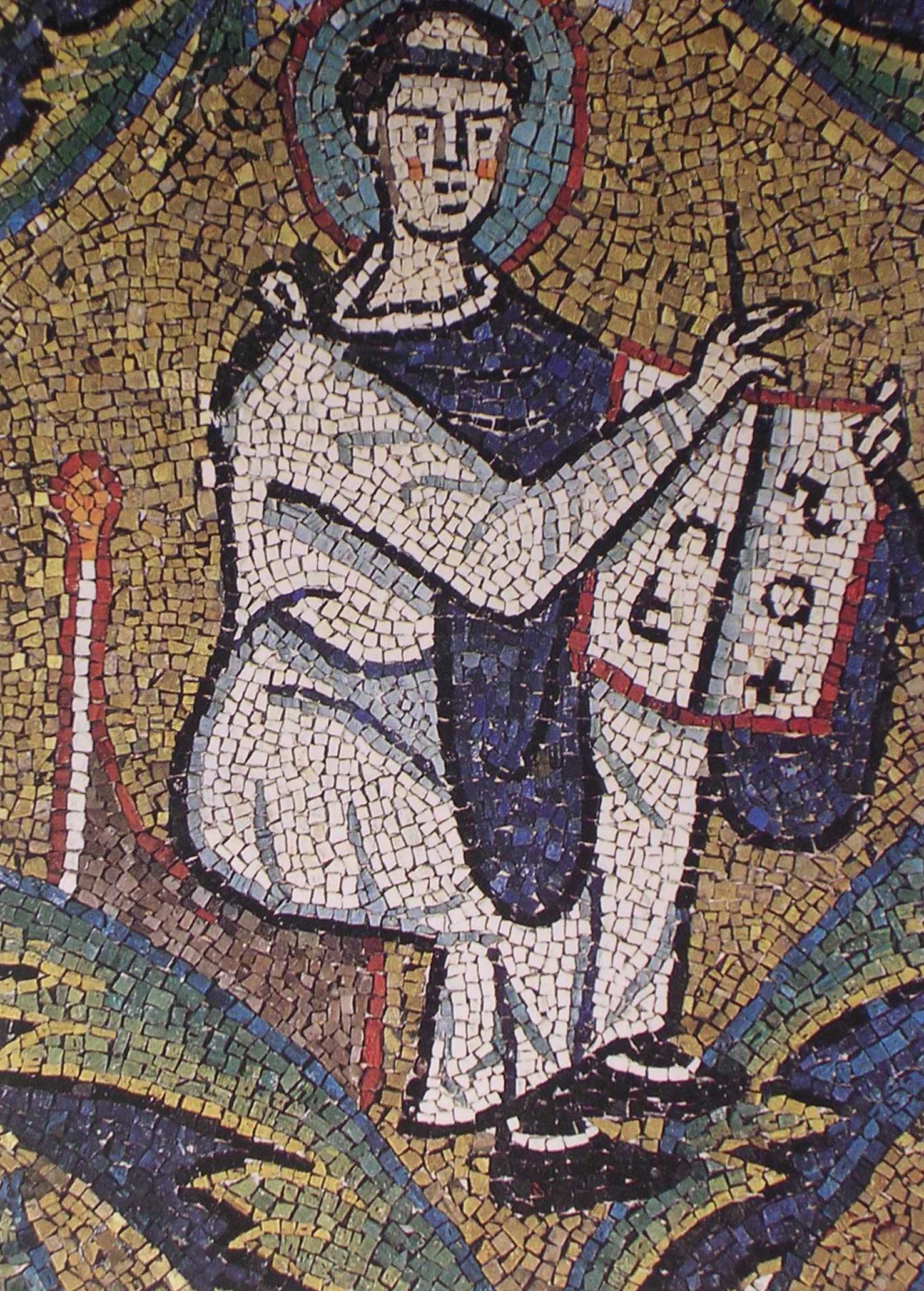 Mosaico di s.Clemente. (12)
