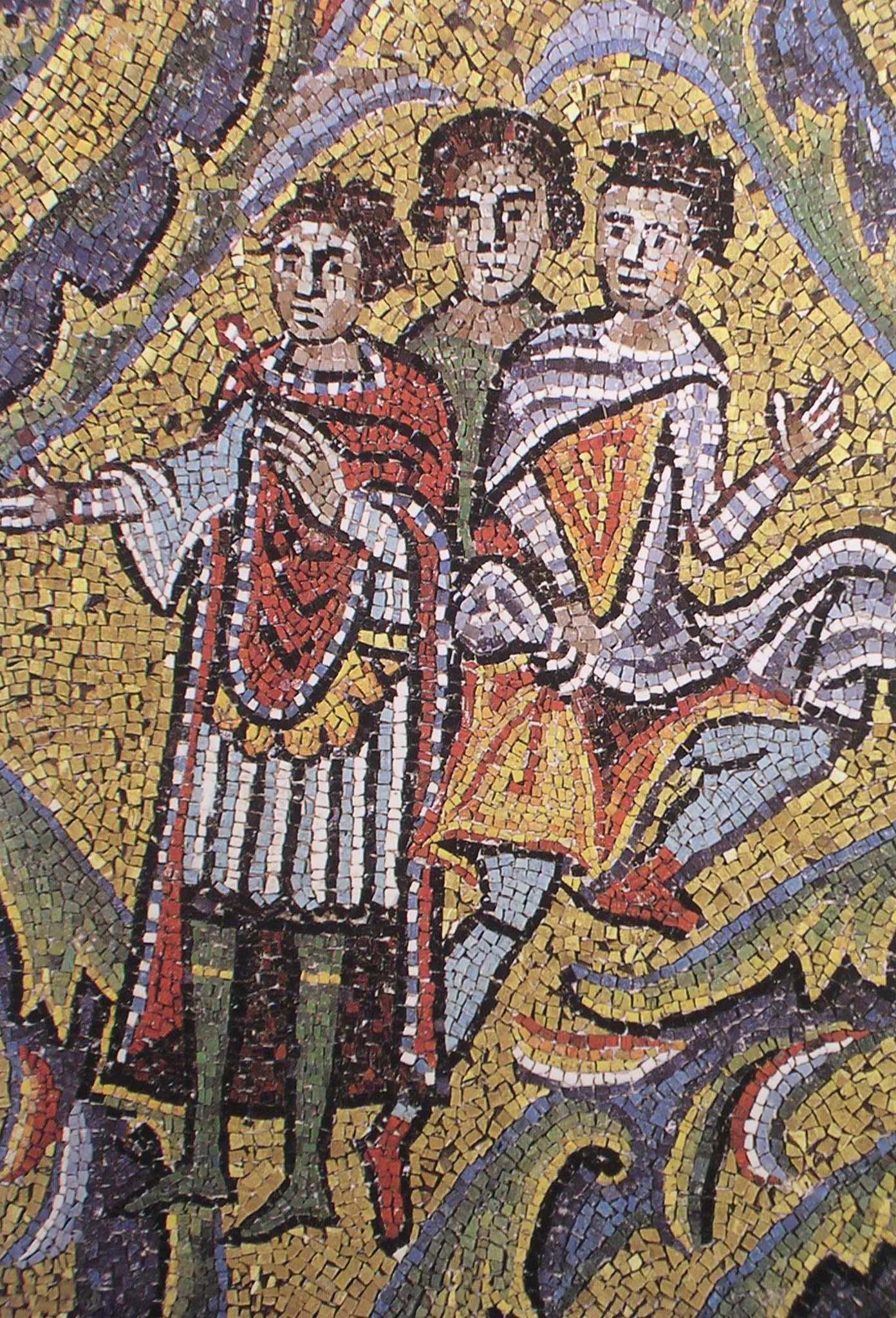Mosaico di s.Clemente. (15)