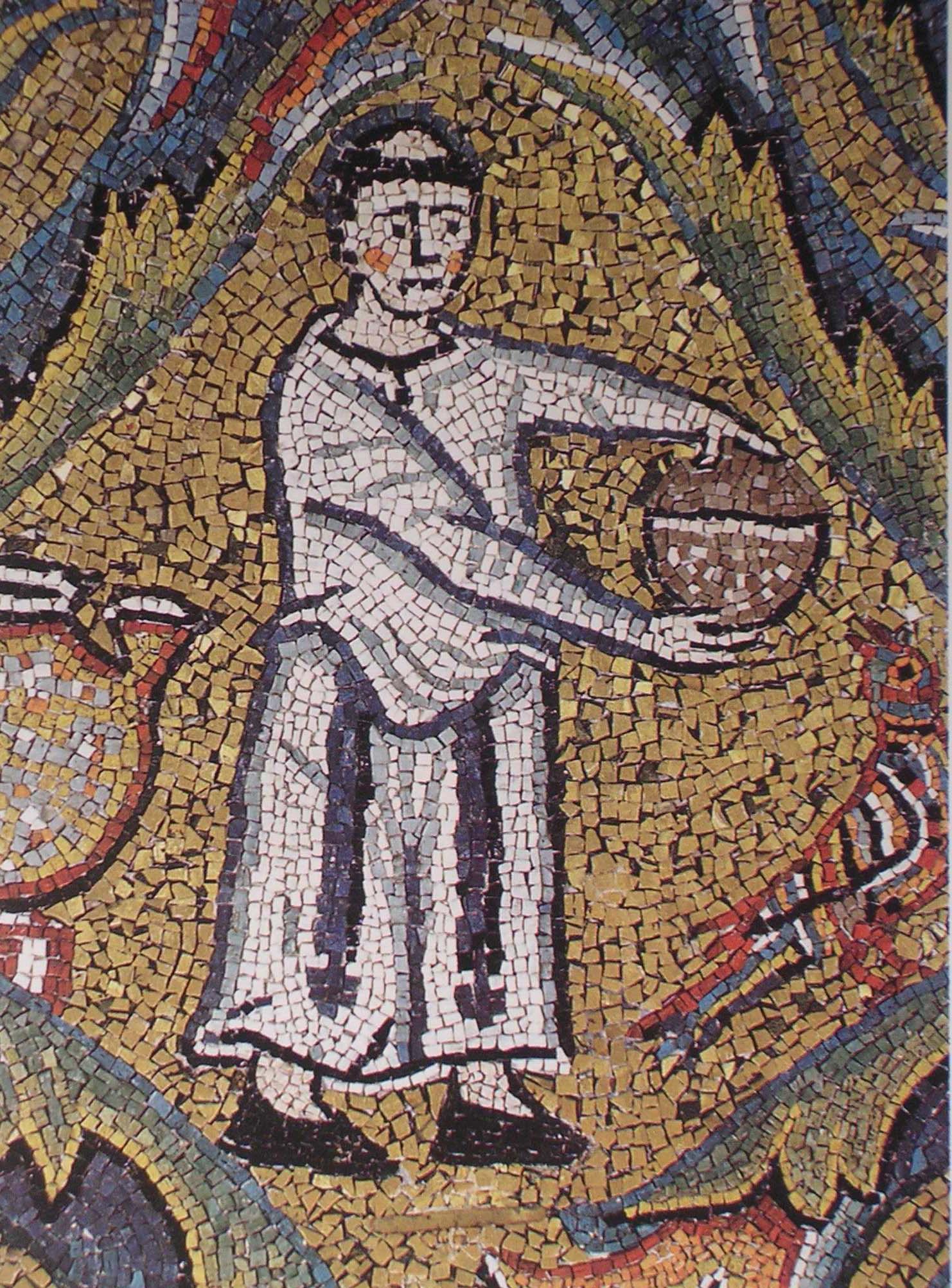 Mosaico di s.Clemente. (16)