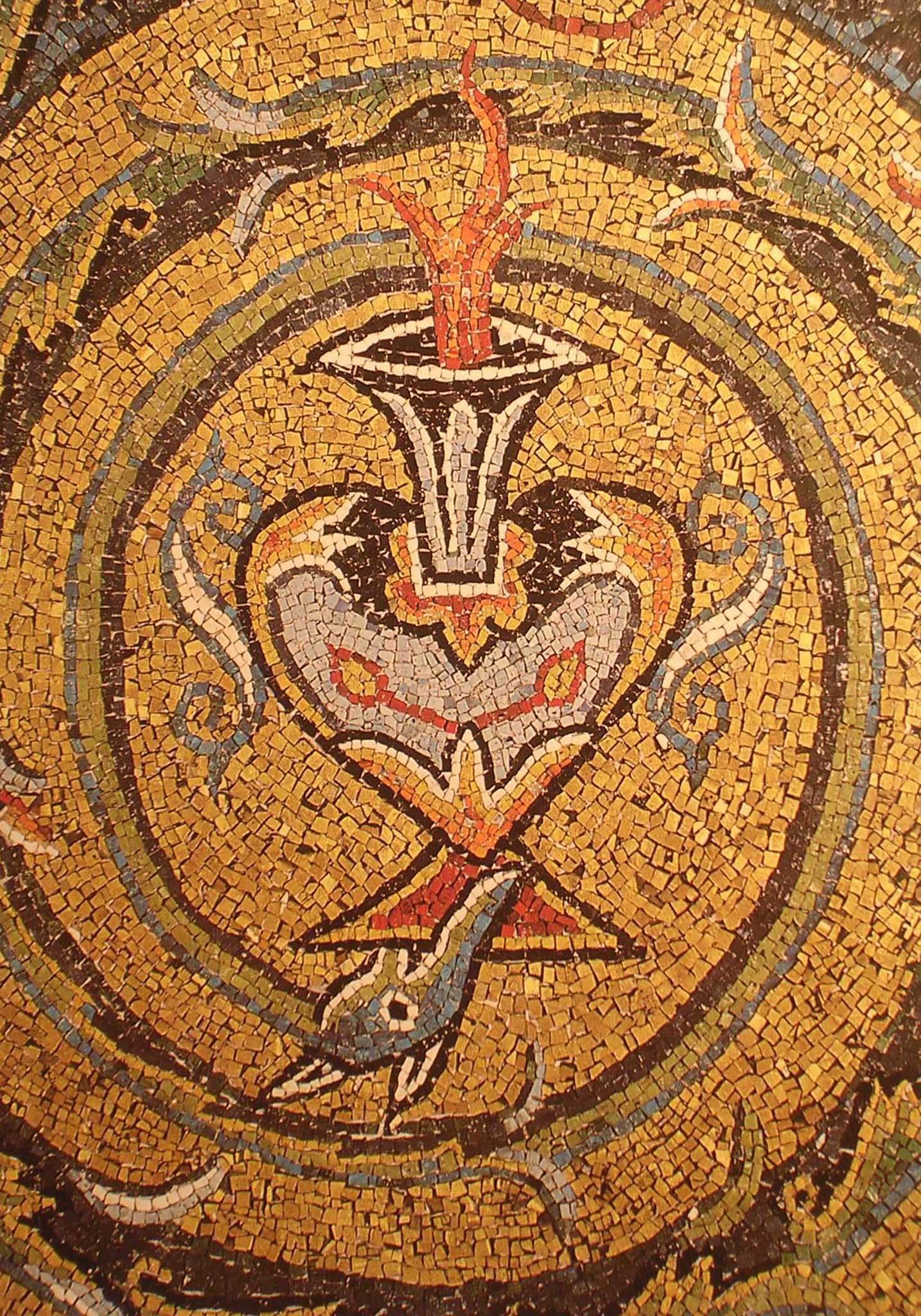 Mosaico di s.Clemente. (20)