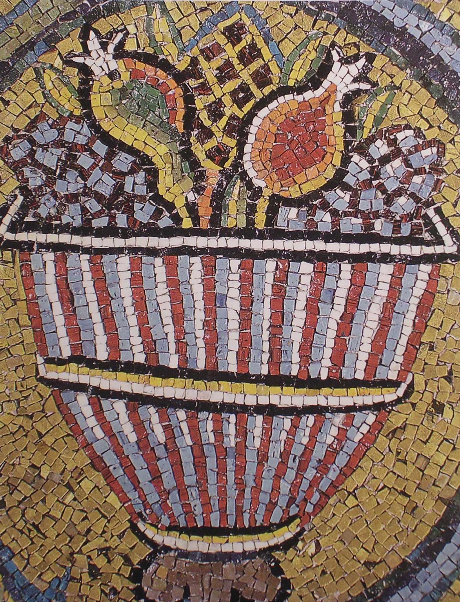 Mosaico di s.Clemente. (21)