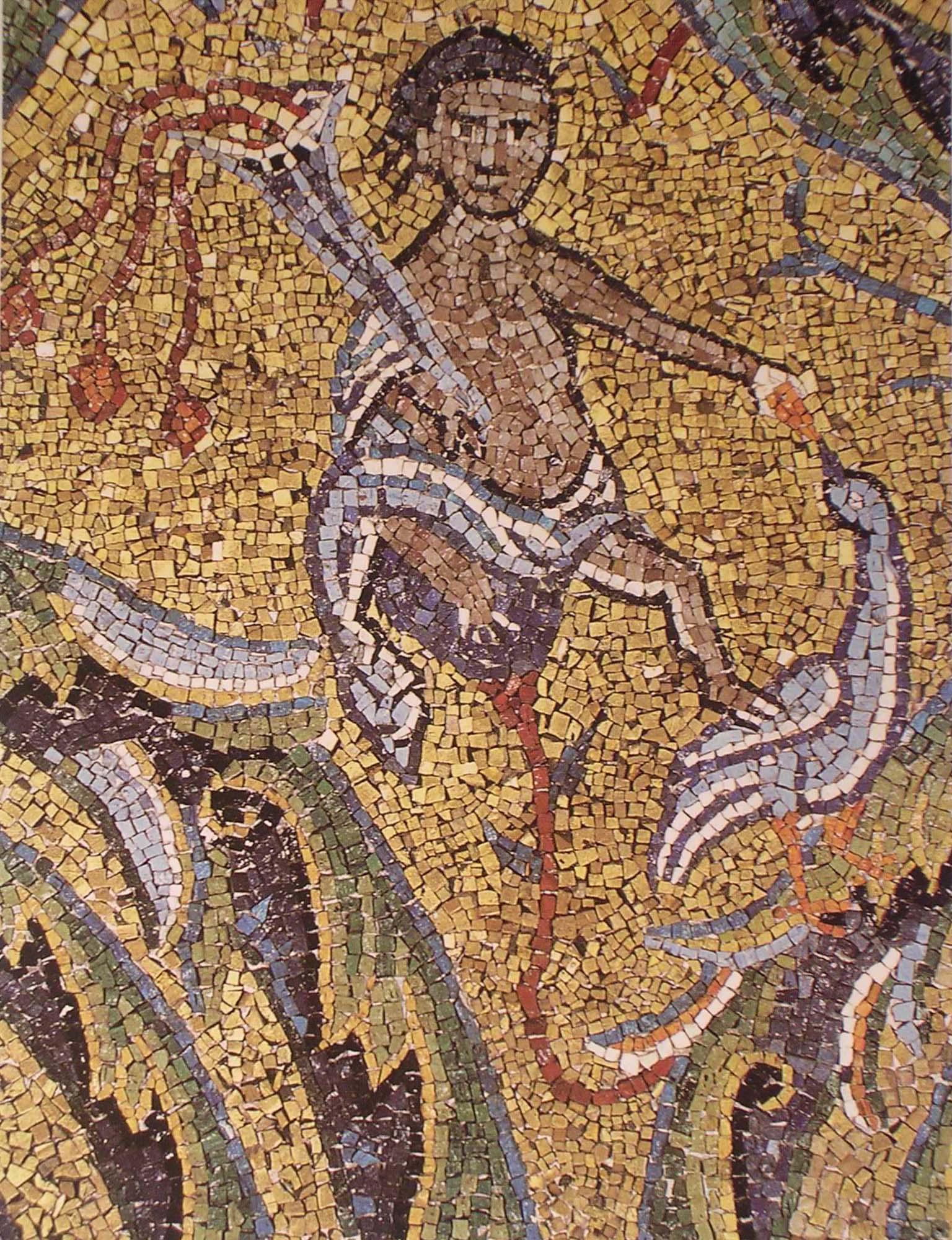 Mosaico di s.Clemente. (22)