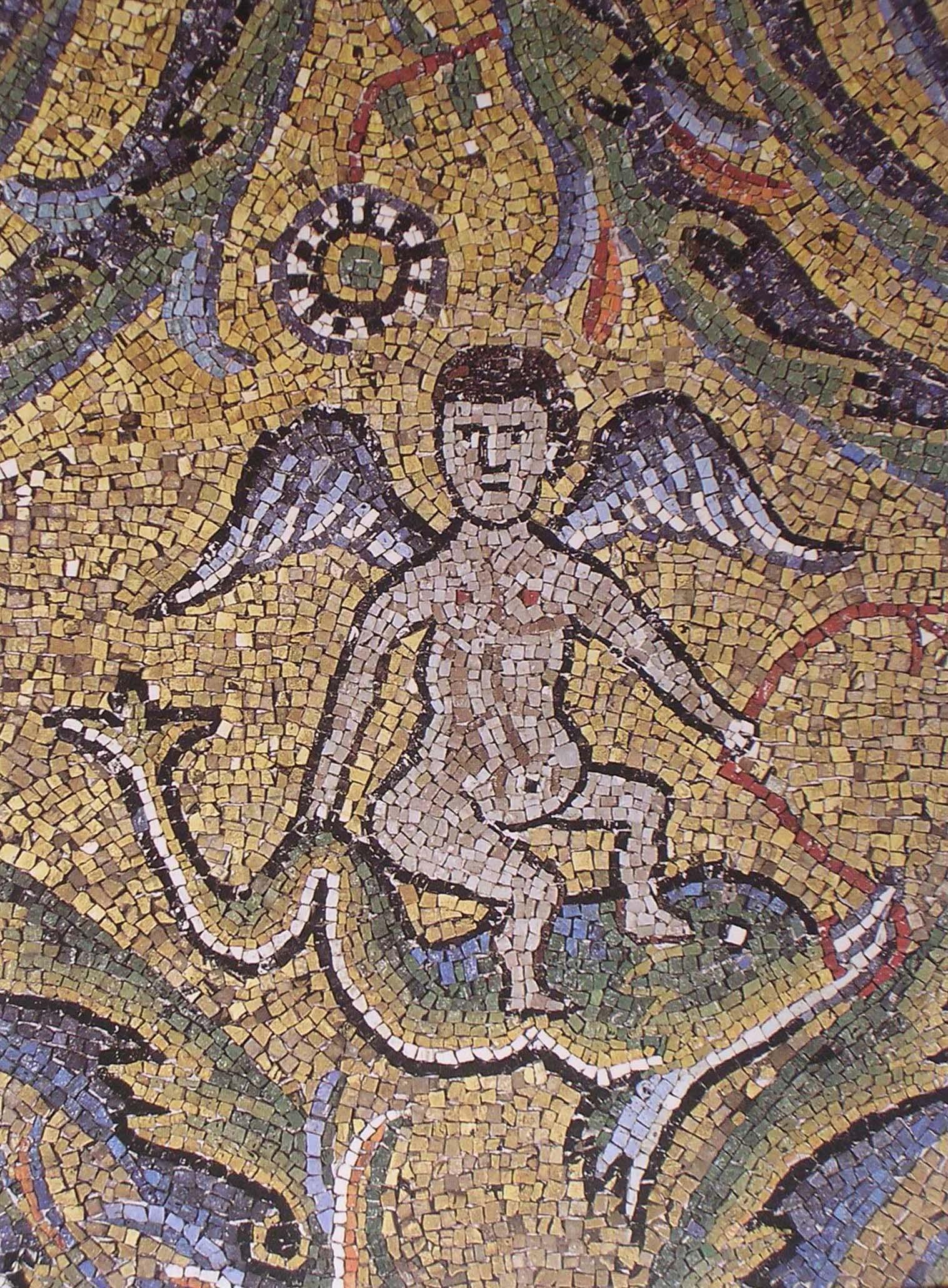 Mosaico di s.Clemente. (23)