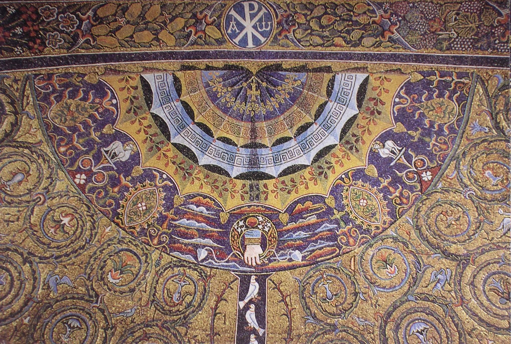 Mosaico di s.Clemente. (24)