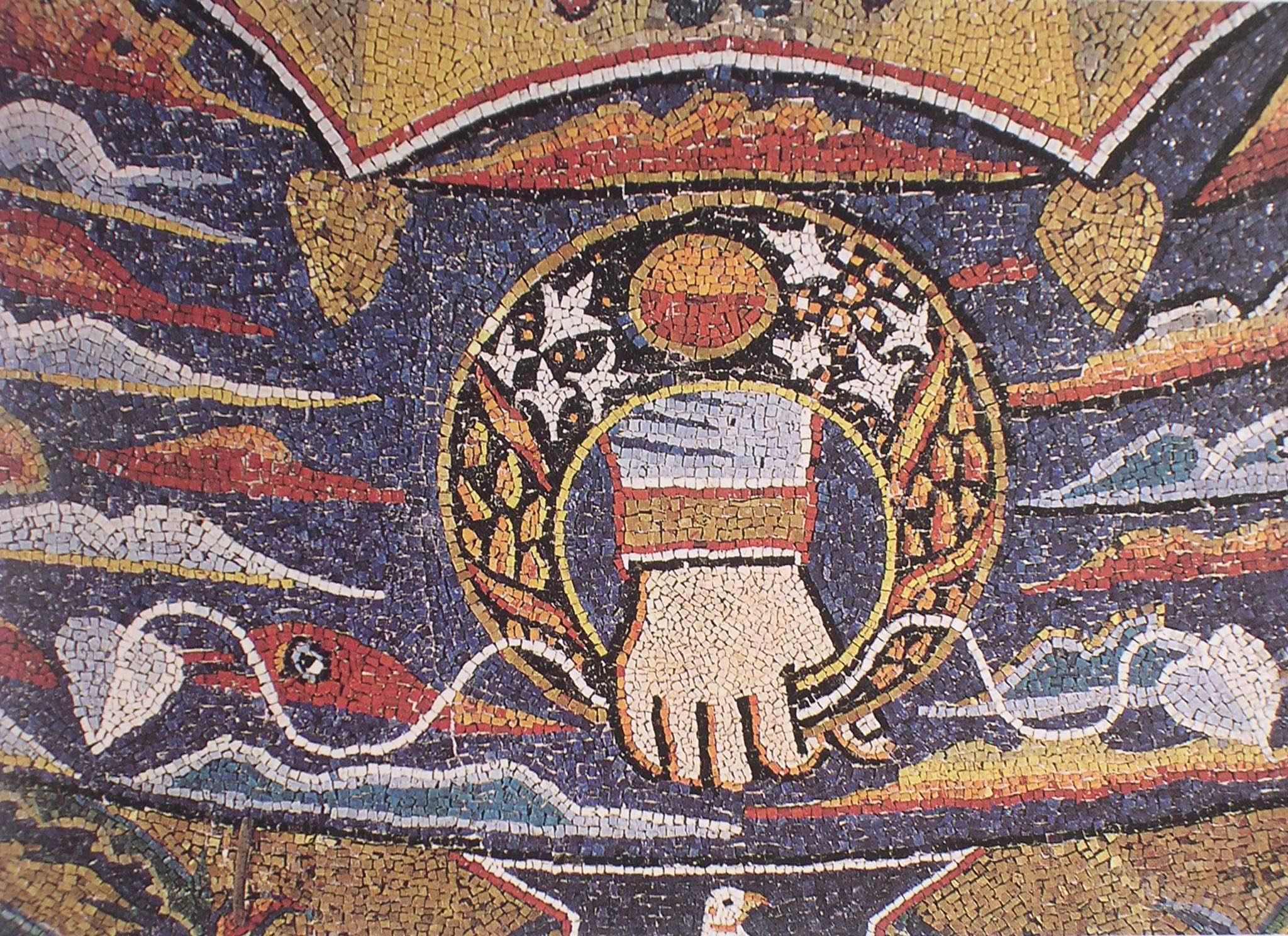 Mosaico di s.Clemente. (25)