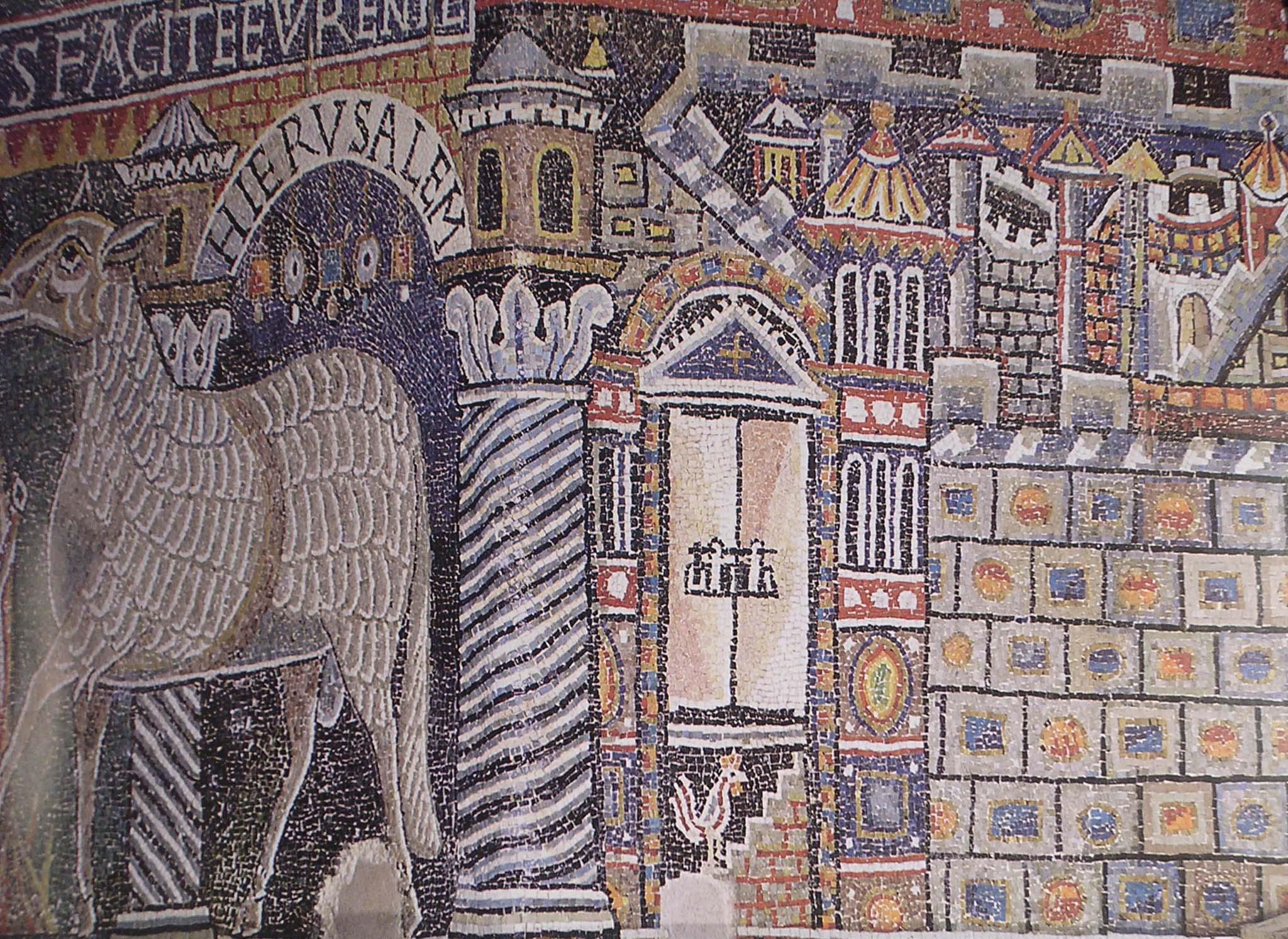 Mosaico di s.Clemente. (26)