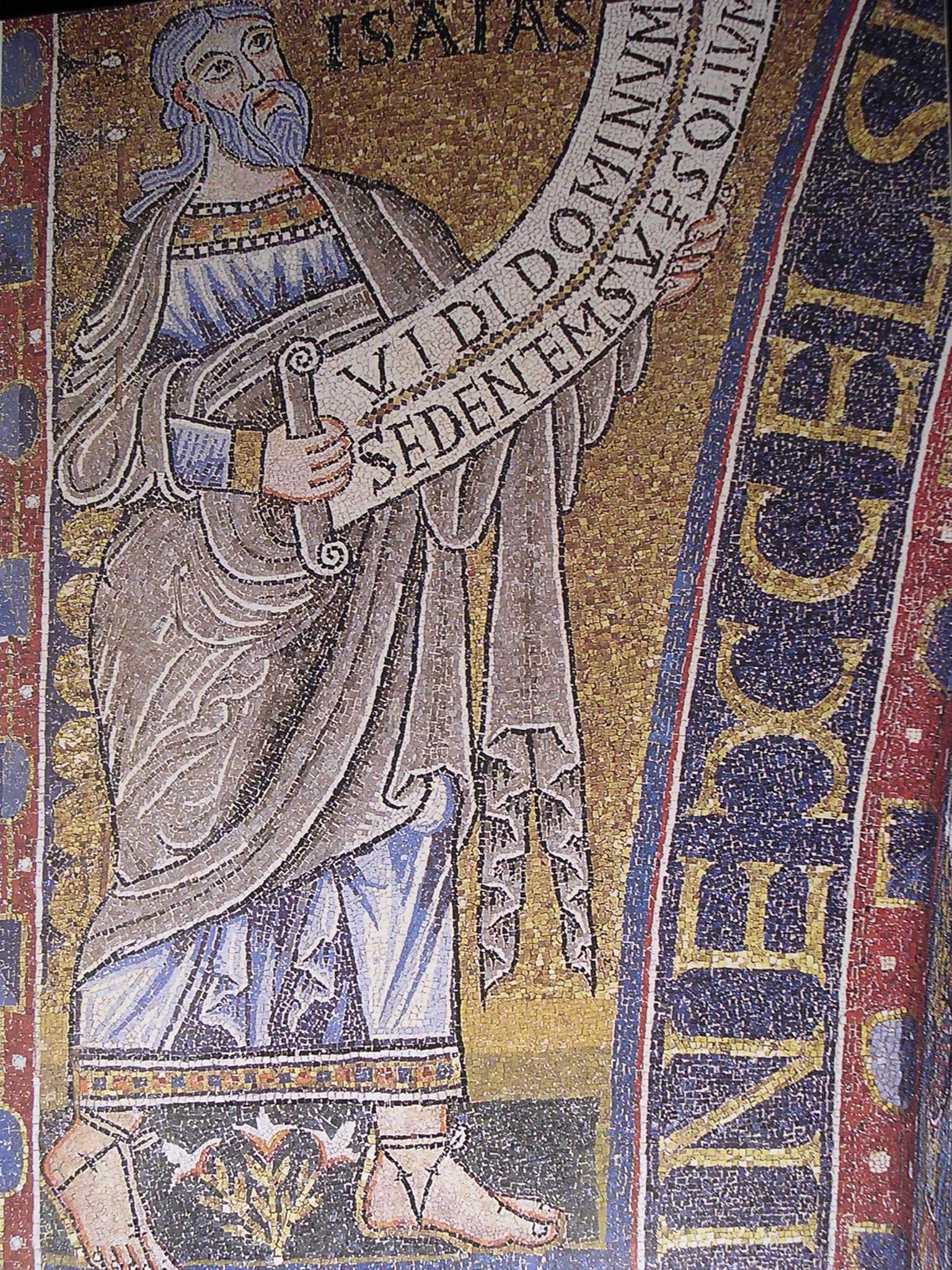 Mosaico di s.Clemente. (29)