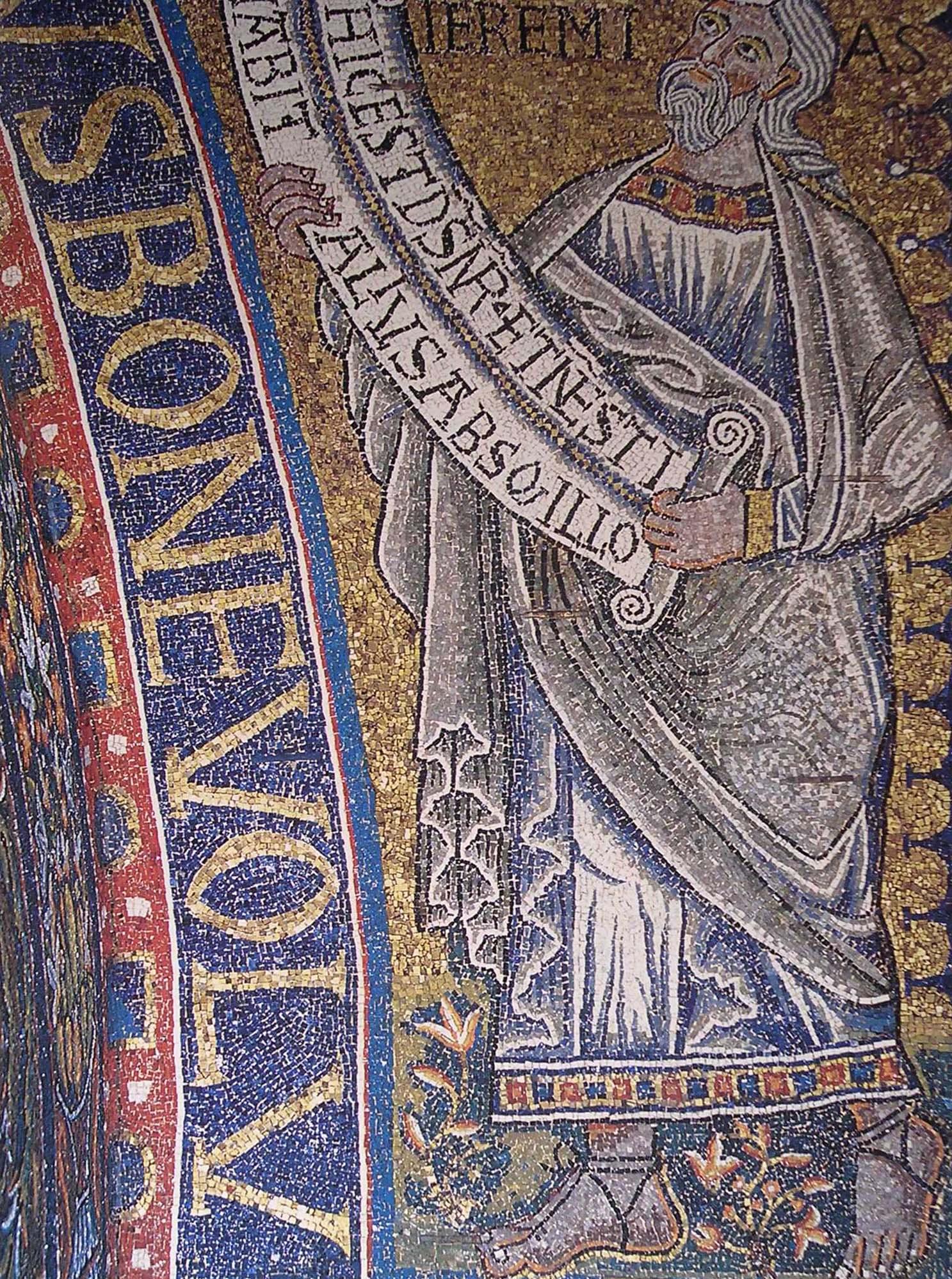 Mosaico di s.Clemente. (30)