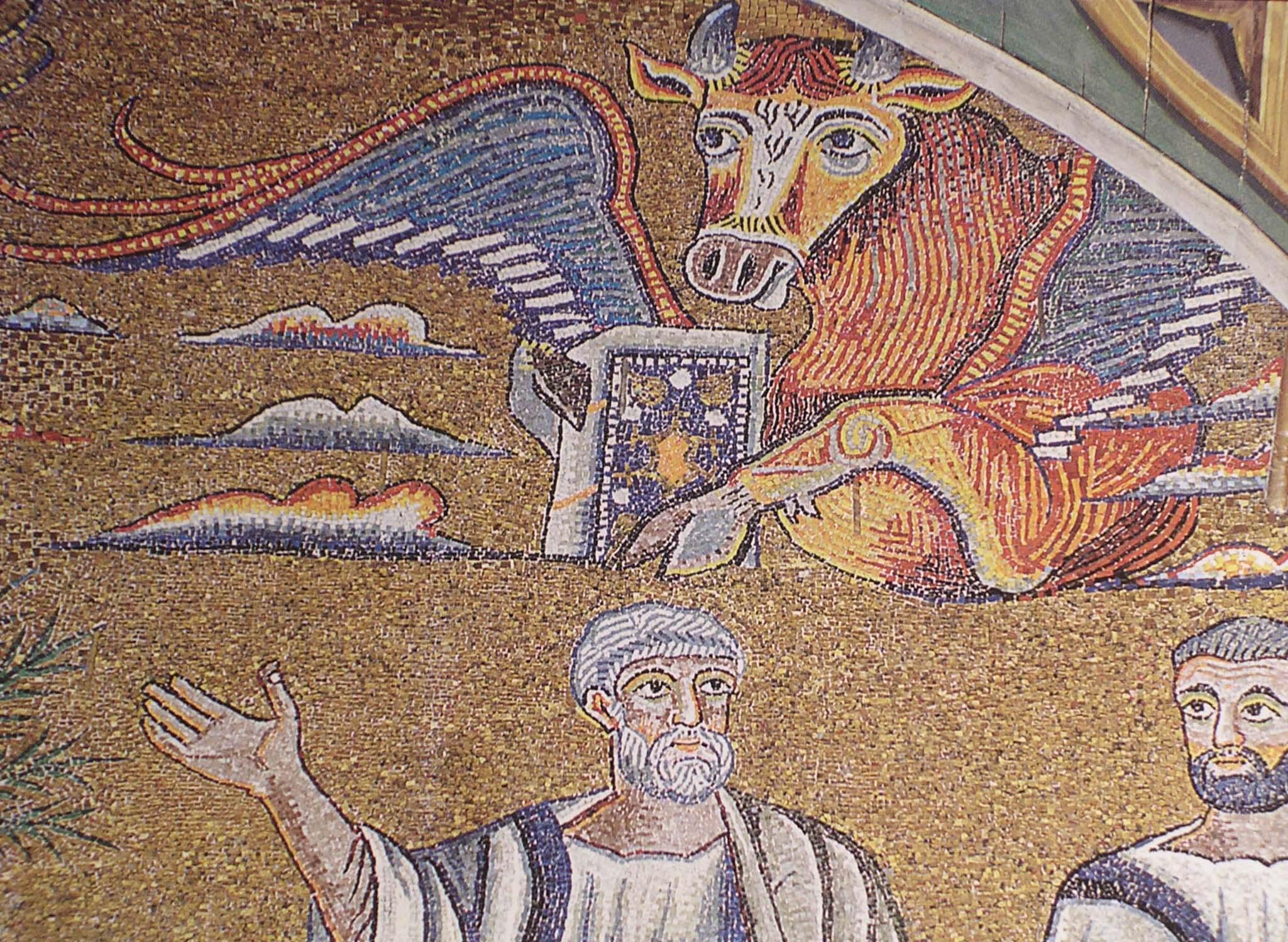 Mosaico di s.Clemente. (33)