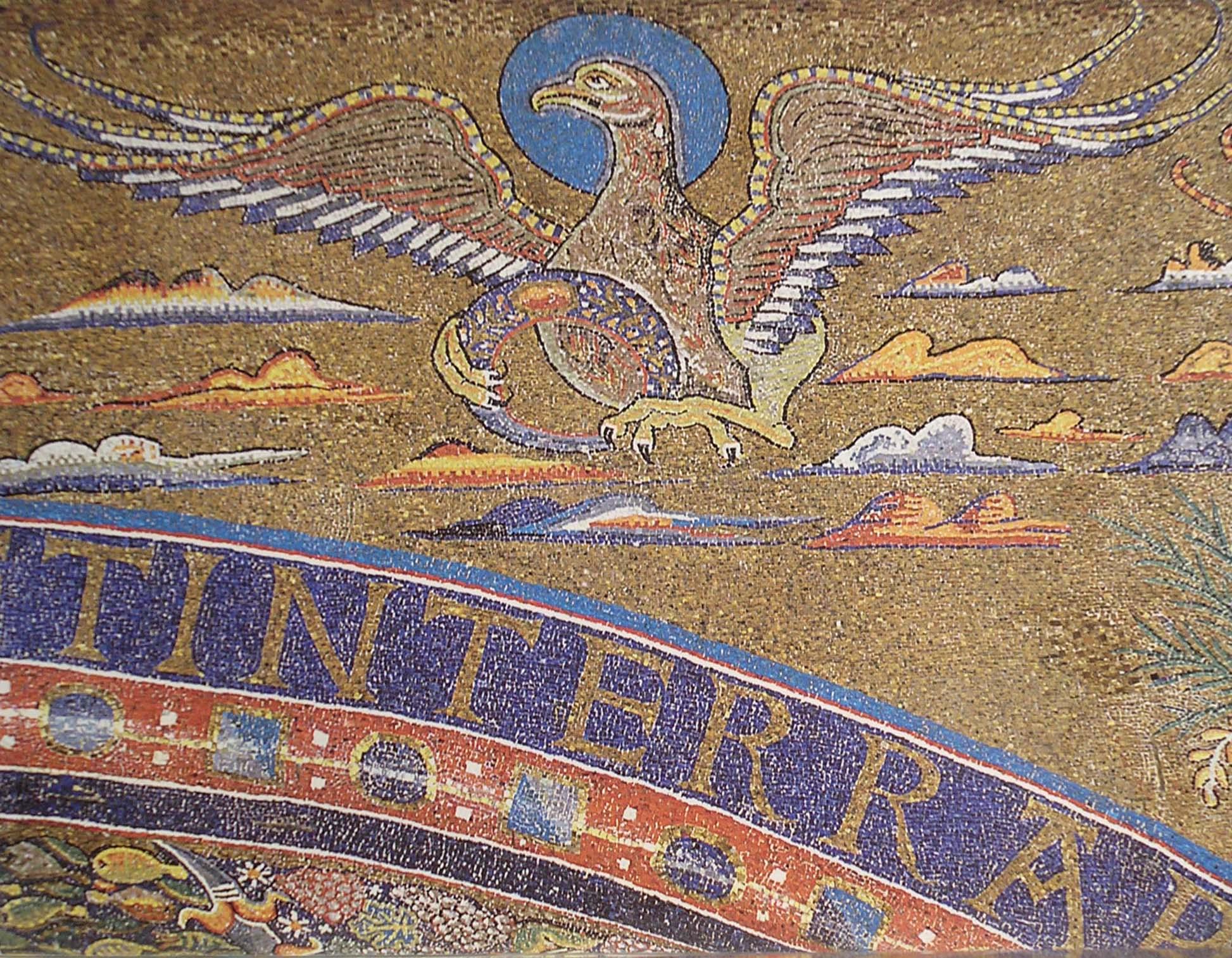 Mosaico di s.Clemente. (35)