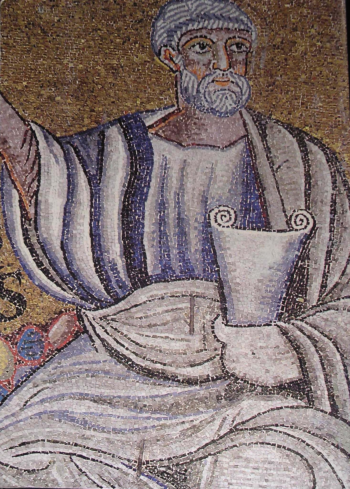 Mosaico di s.Clemente. (37)