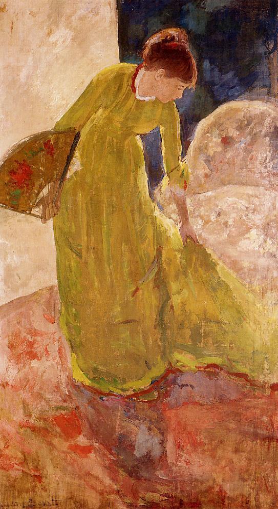 Мэри Кассет 0179