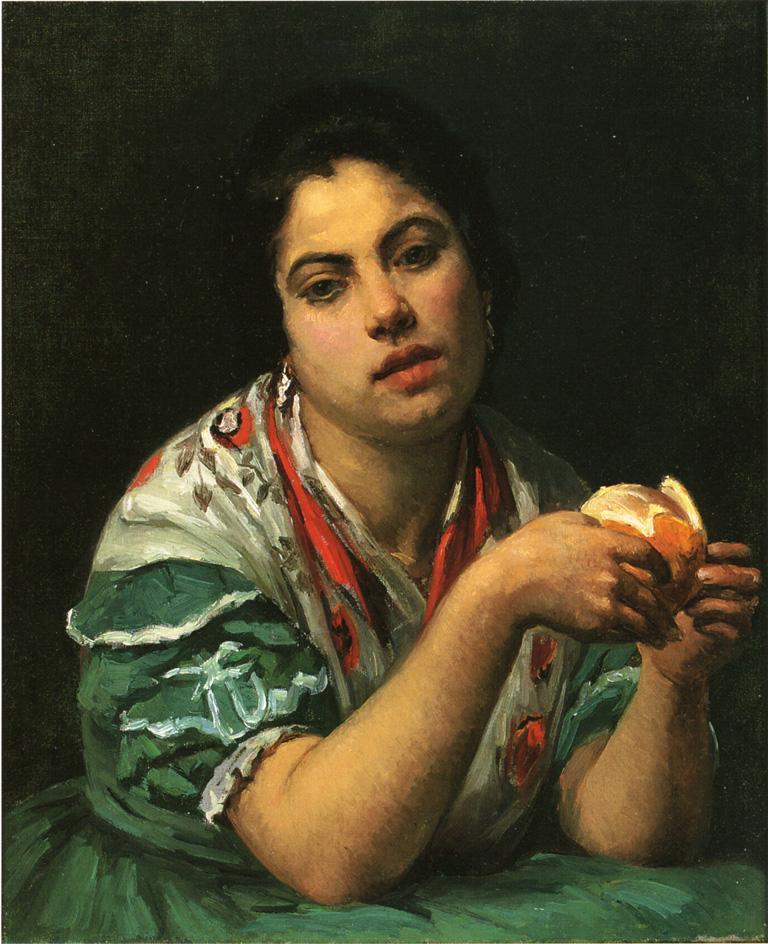 Мэри Кассет 0254