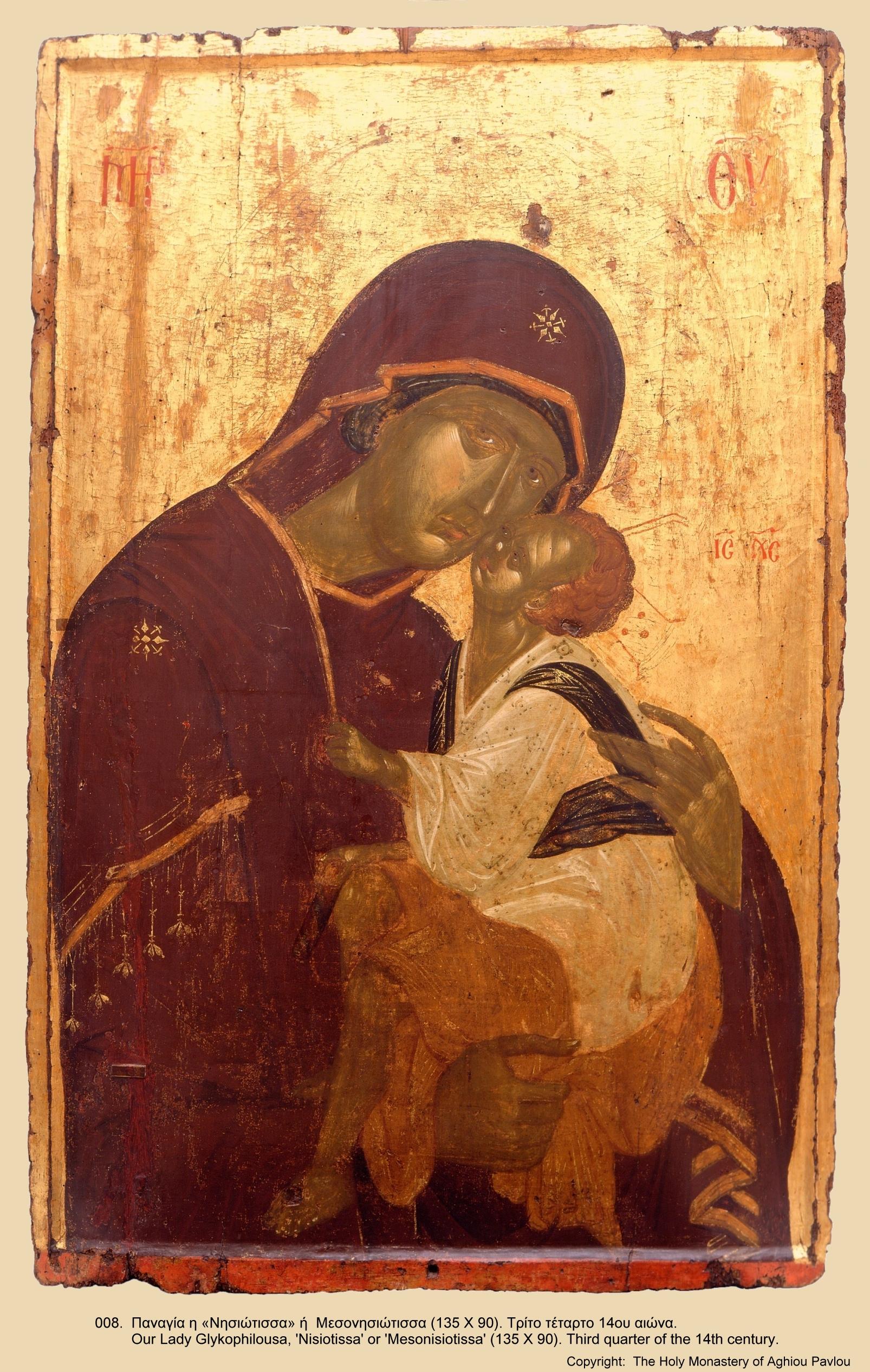Иконы монастыря св. Павла (6)
