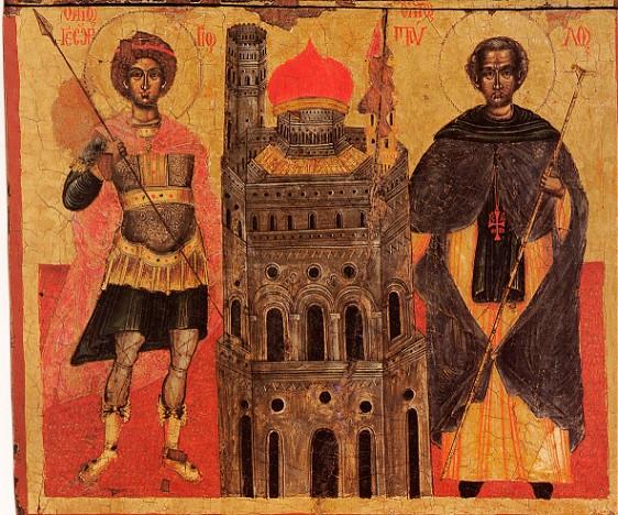 Иконы монастыря св. Павла (146)
