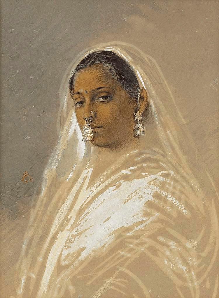 Native Lady of Rank