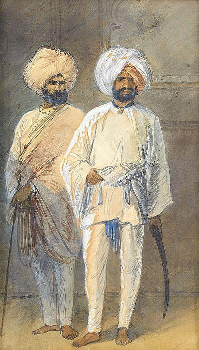 Två indier