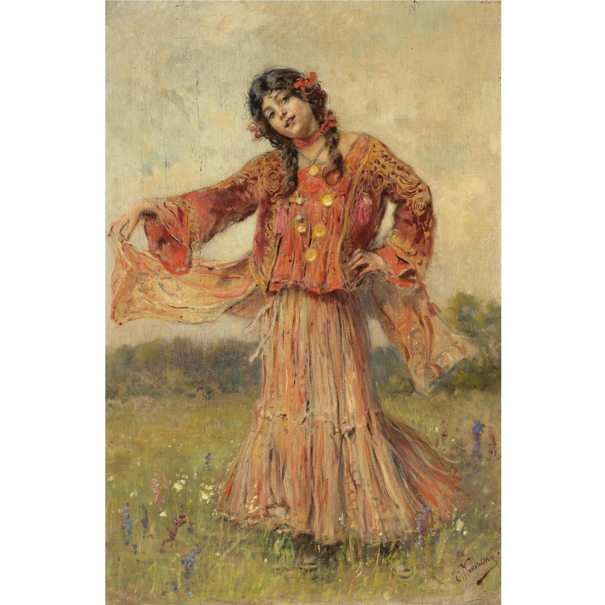 DANCING GYPSY