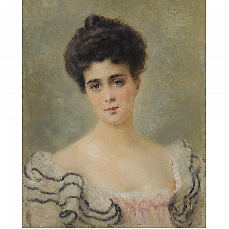 PORTRAIT OF GRAND DUCHESS ELENA