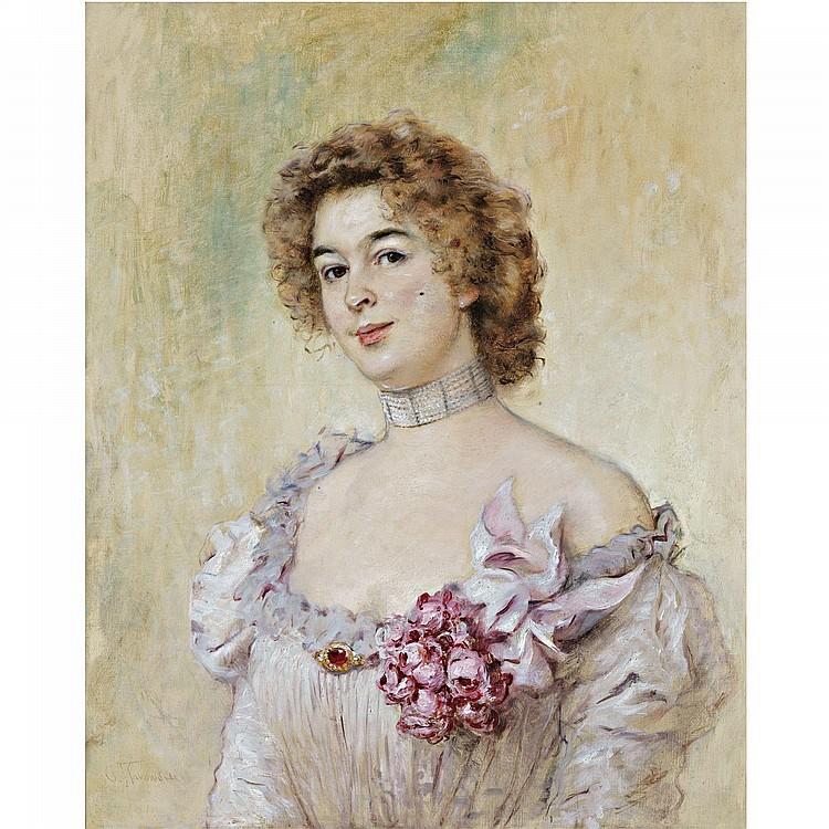 PORTRAIT OF OLGA CHEREMETIEFF