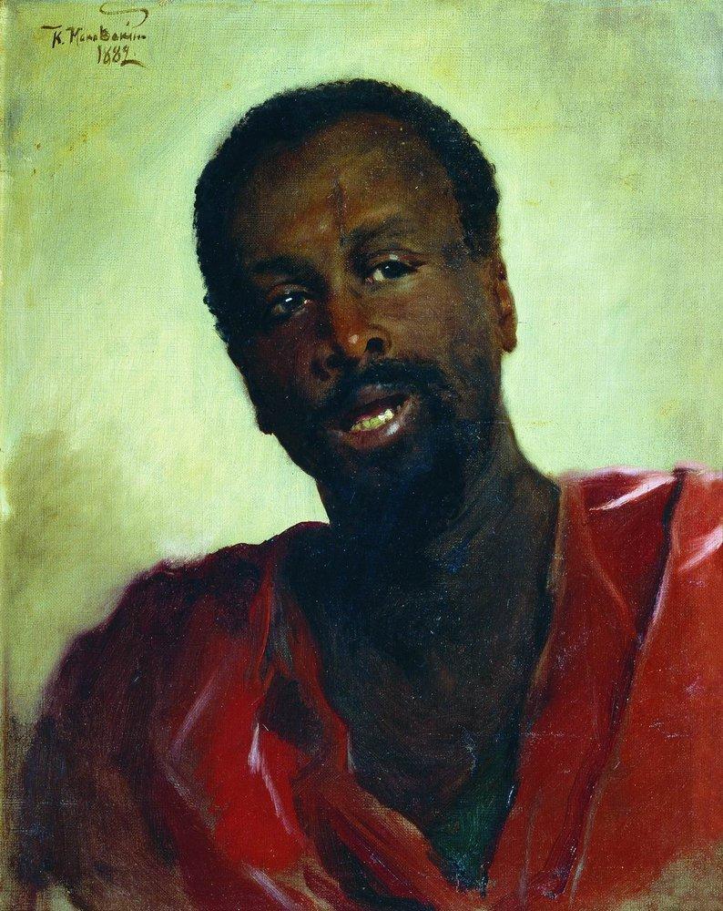 Африканец. 1882