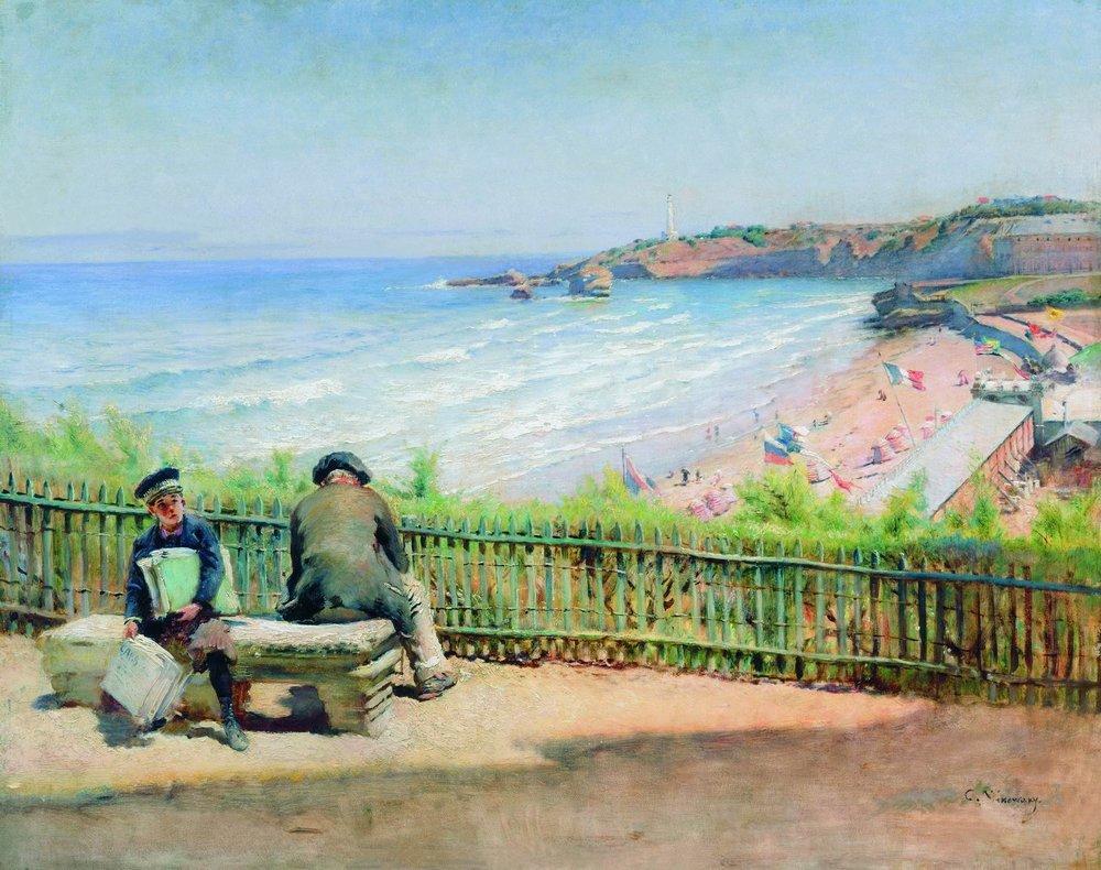 Биарриц. 1890-е