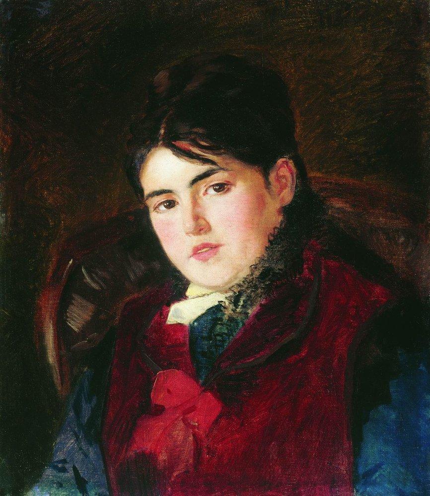 Женский портрет3