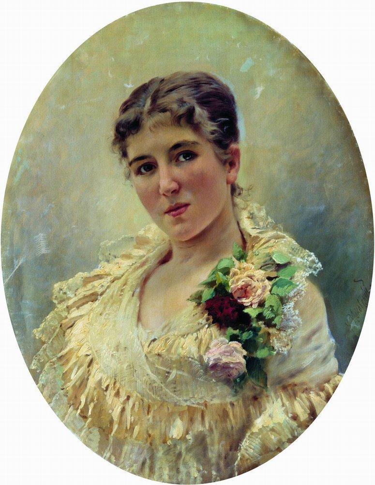 Женский портрет5