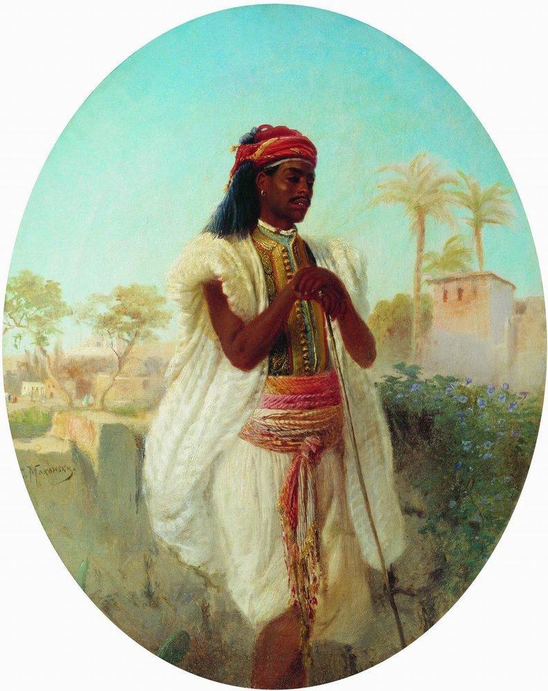 Каирец. 1870-е