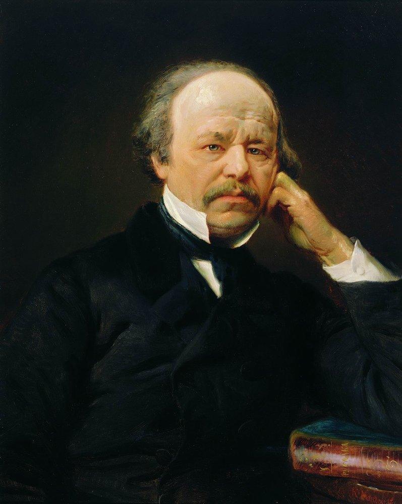 Портрет А.С.Даргомыжского. 1869