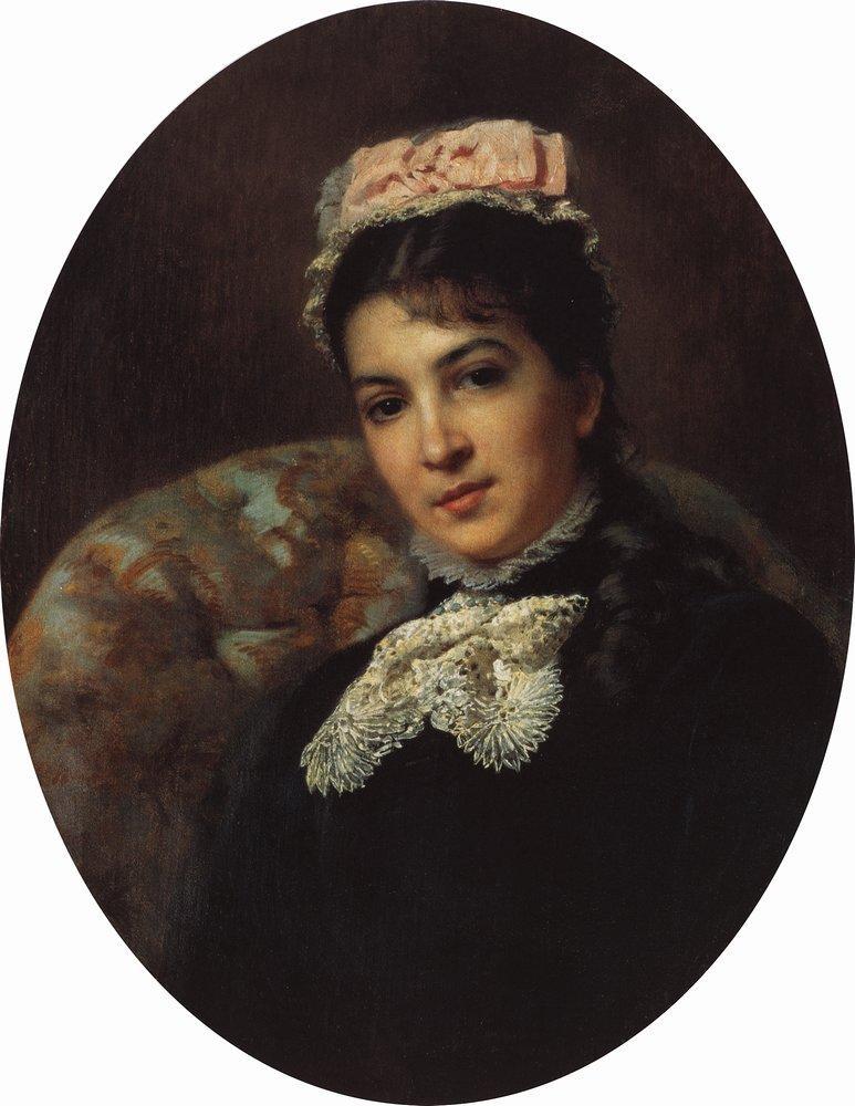 Портрет актрисы Маргариты Гавриловны Савиной