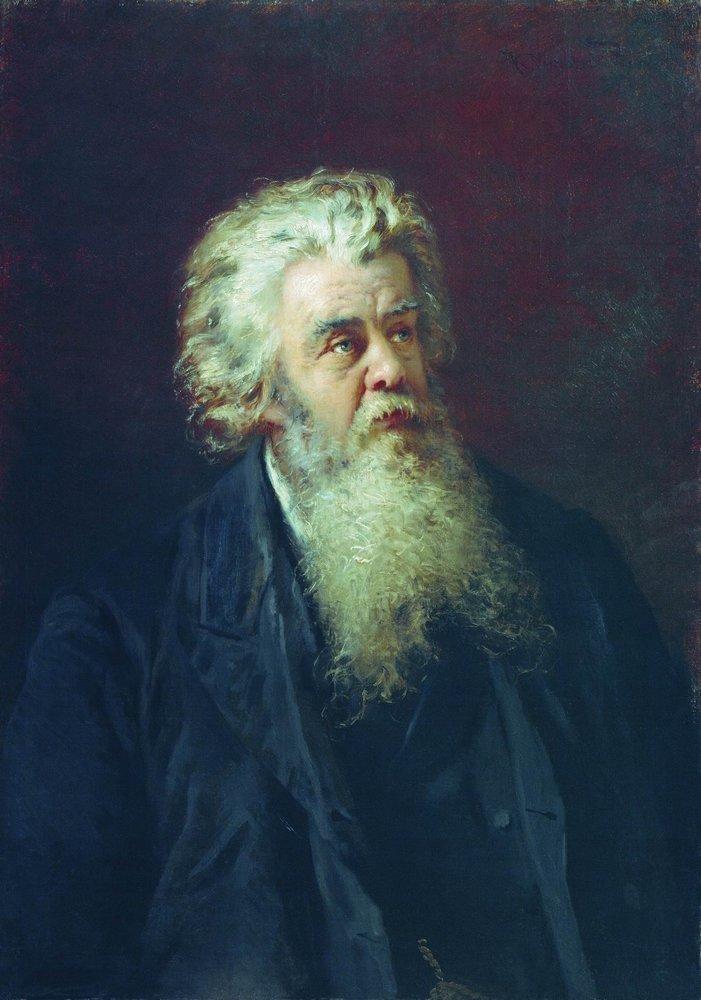 Портрет князя Павла Петровича Вяземского. 1880-е