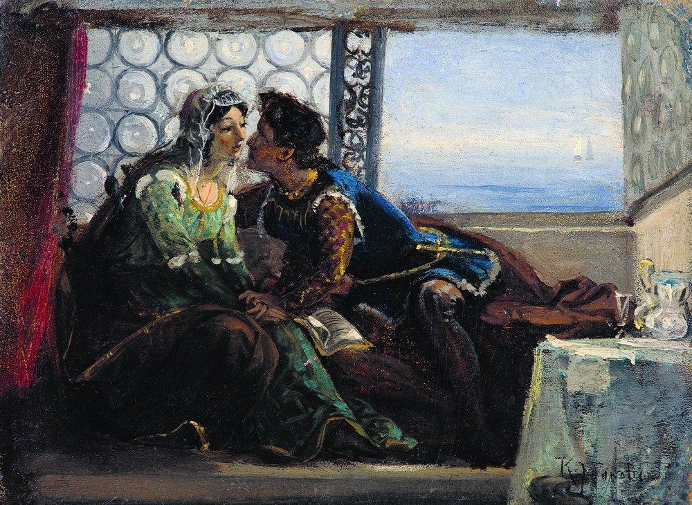 Ромео и Джульетта. 1890-е