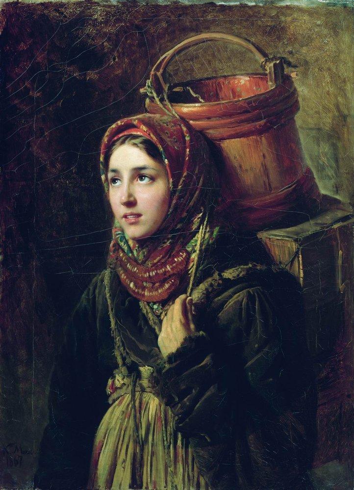 Селедочница. 1867