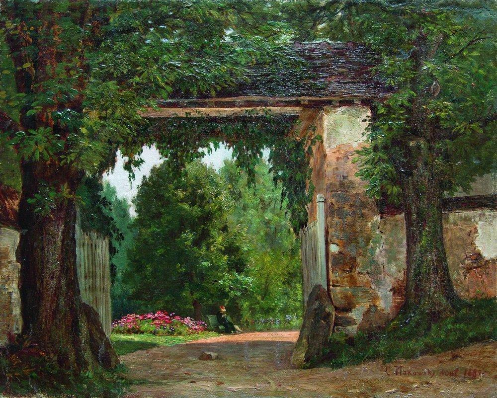 Усадьба. 1882