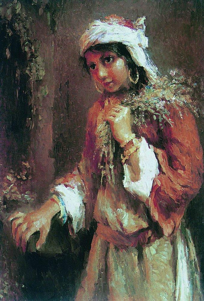 Цыганка2. 1880-е