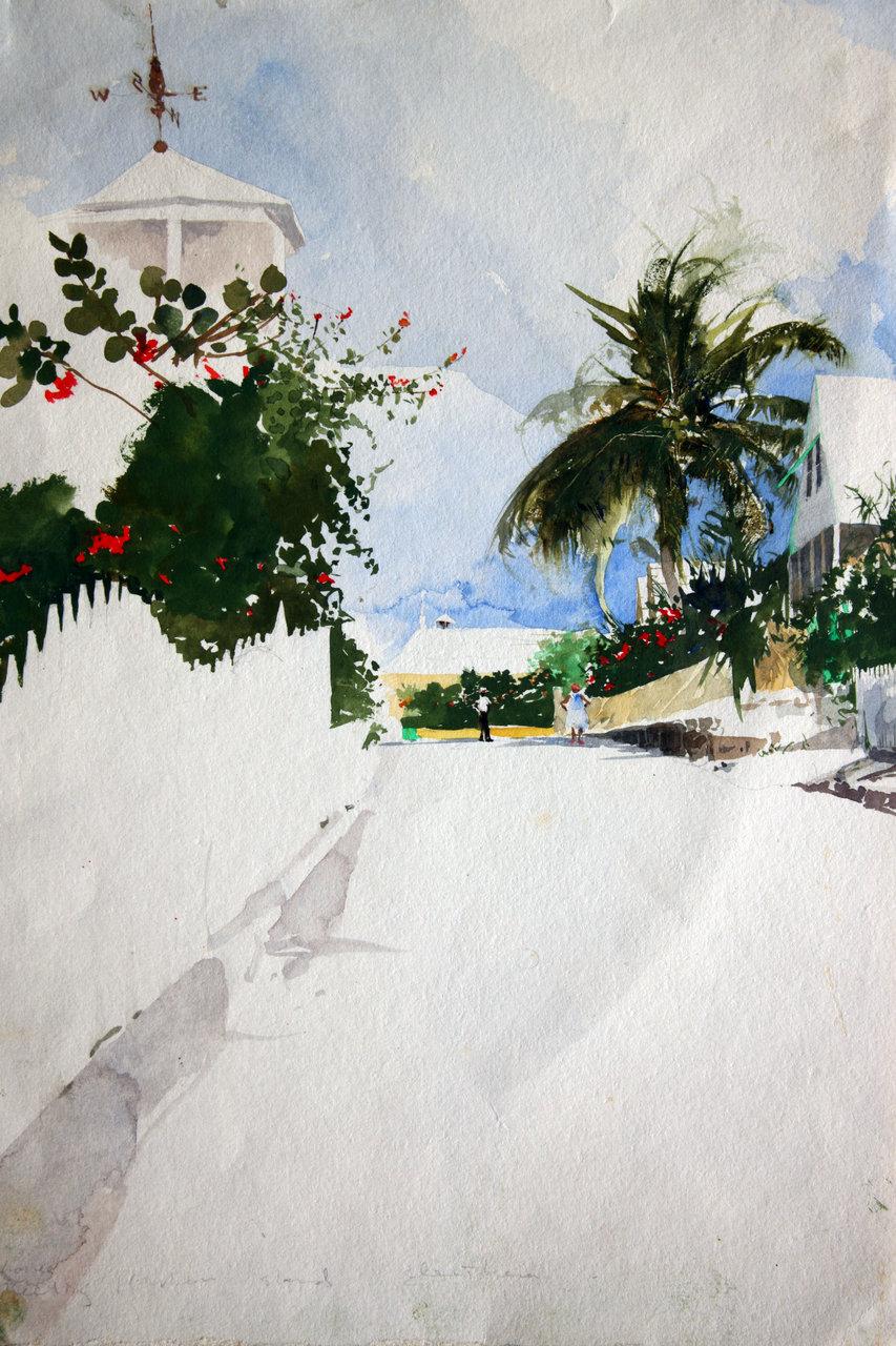 Bay Street, Harbour Island