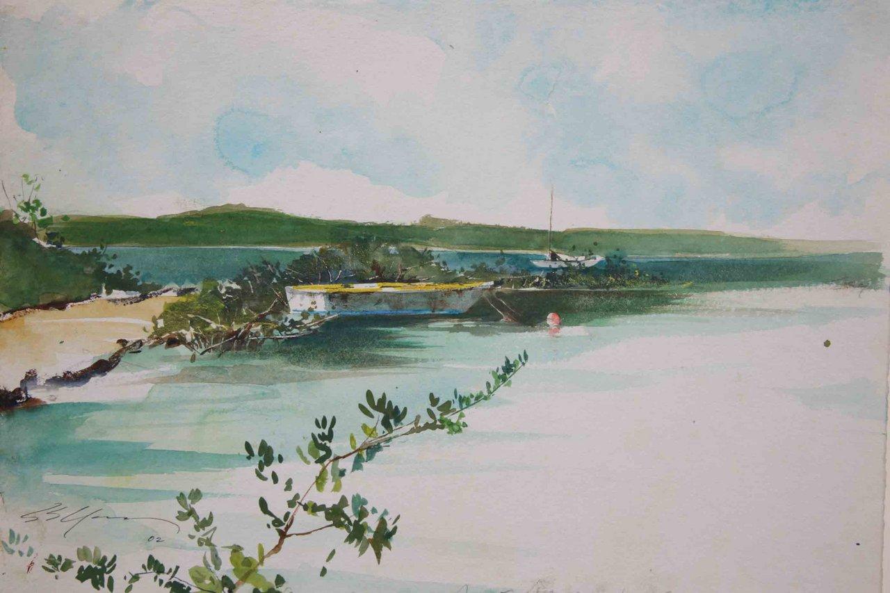 Hatchet Bay